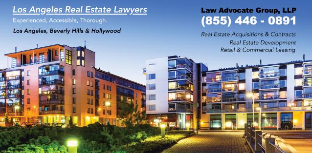 Los Angeles Real Estate Law