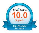 Los Angeles Avvo Rating