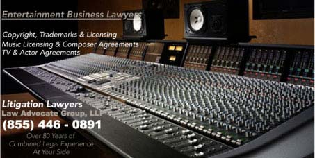 Los Angeles Entertainment Lawyers