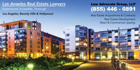 Beverly Hills & Los Angeles Real Estate Law Firm