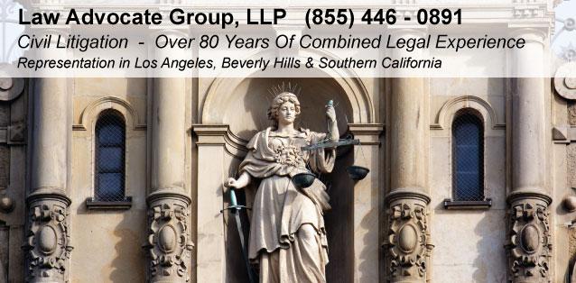 beverly hills civil litigation attorneys