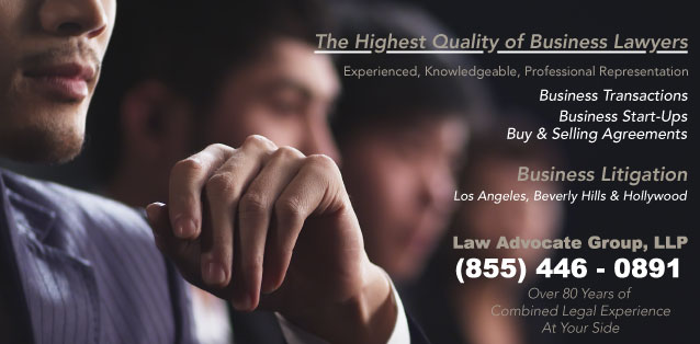 Los Angeles Business Start-Ups Lawyers