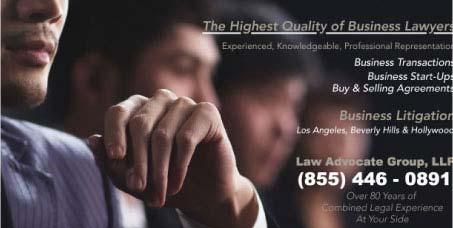 Beverly Hills & Los Angeles Business Lawyer