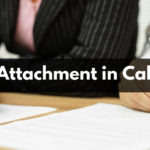 Writ of Attachment in California?