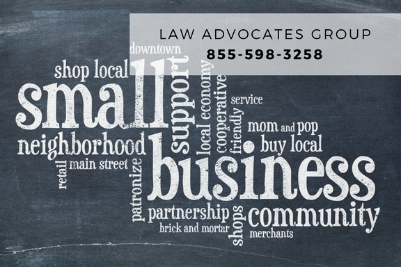 small business law image
