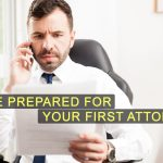 How To Be Prepared For Your First Attorney Visit Image