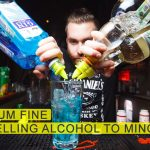 Maximum Fine For Selling Alcohol To Minors Image