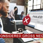 What Is Considered Gross Negligence?