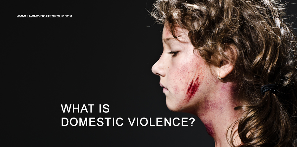 What Is Domestic Violence? Image