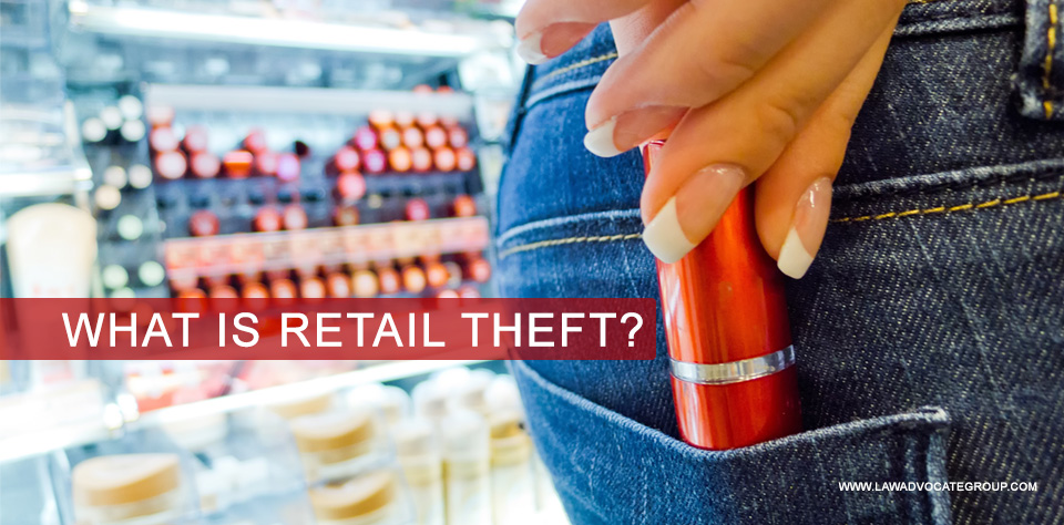 What Is Retail Theft? Image
