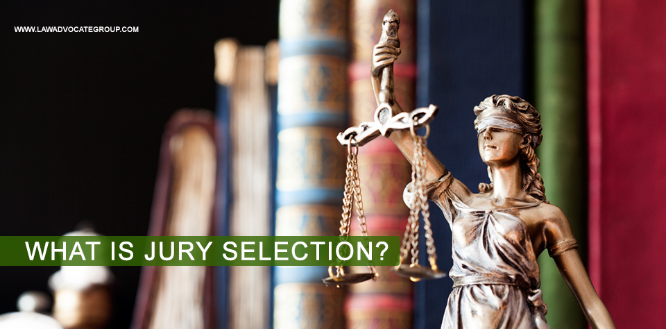 What Is Jury Selection? Image