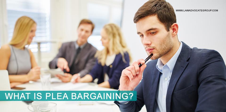What Is Plea Bargaining? Image