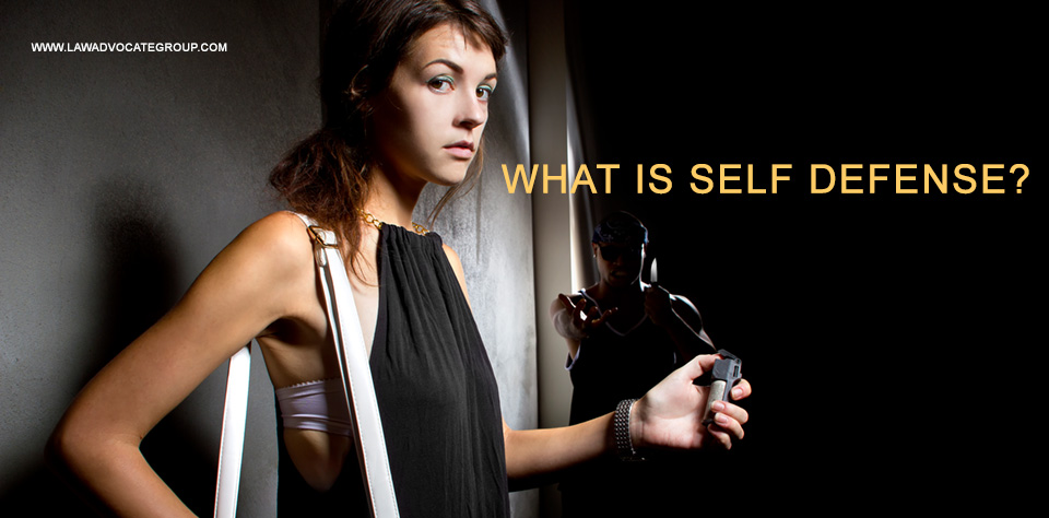 What Is Self Defense? Image