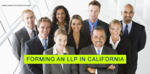 Forming An LLP In California Image