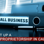 How To Set Up A Sole Proprietorship In California Image