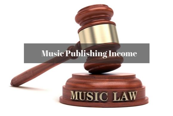 Music Publishing Income