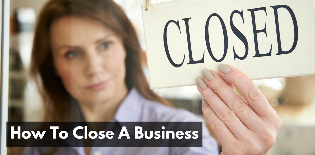 Close A Business