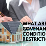 What Are Covenants, Conditions, and Restrictions?