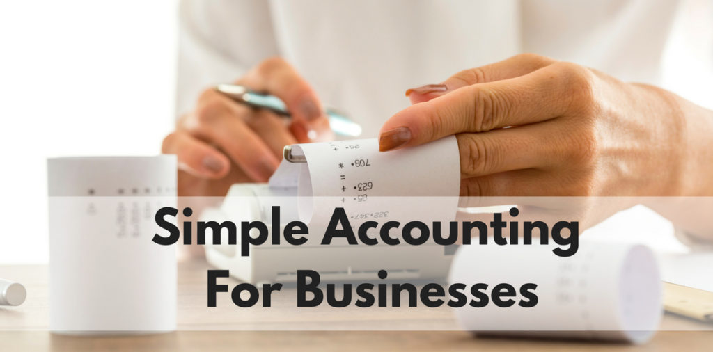 Simple Accounting For Businesses