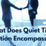 What Does Quiet Title Action Encompass?