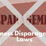 Business Disparagement Laws (1)