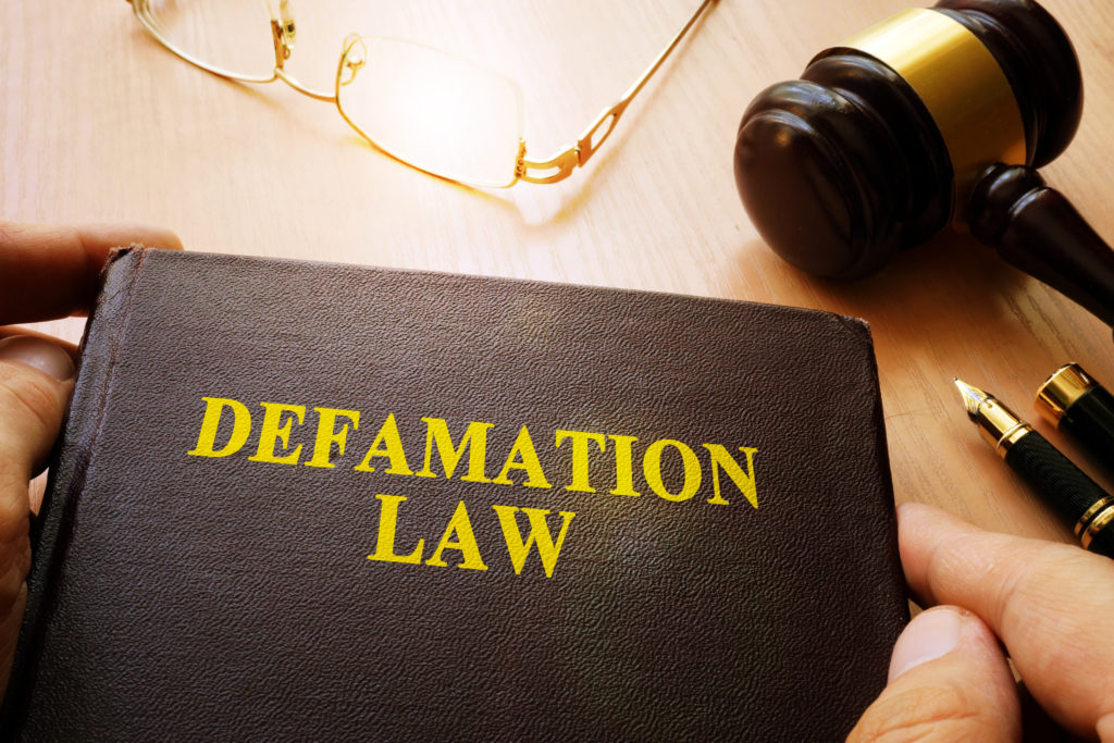 Defamation Laws in California