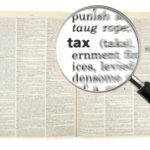 Tax Vocabulary: Some Of What We Should Know Now