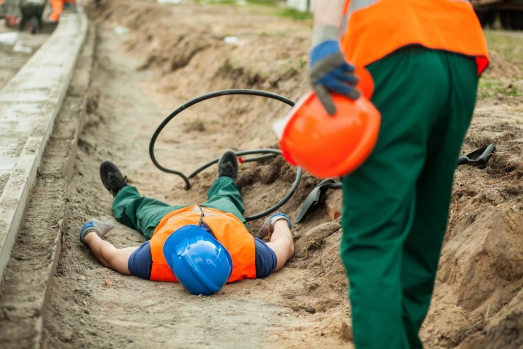 Accidents on Construction Sites