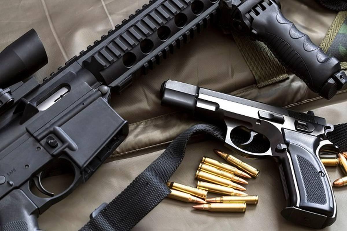 Assault with a Firearm