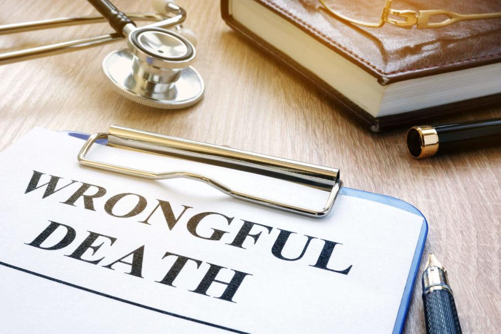 wrongful death in california