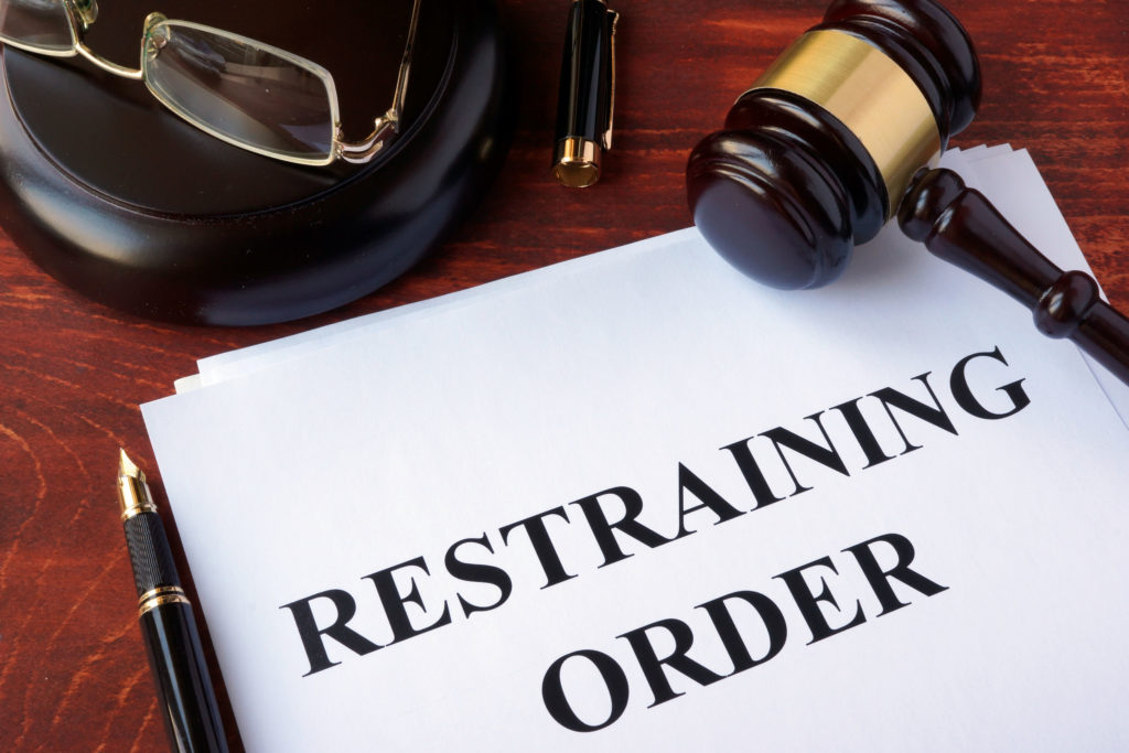Violating a Restraining Order