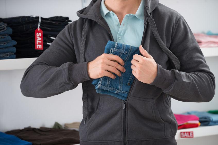 California Laws Against Shoplifting