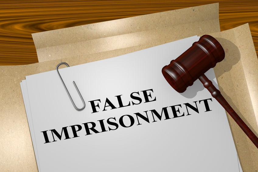 Law Against False Imprisonment