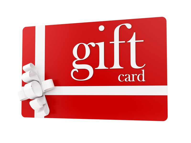 Using Gift Cards