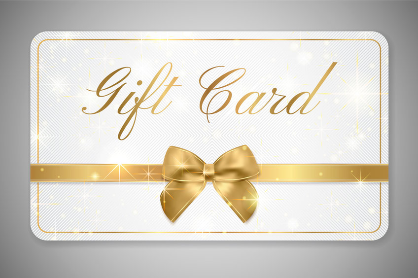 CA laws to protect gift cards